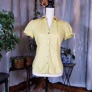 Express fitted blouse